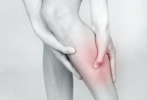 Dor muscular nas pernas