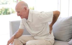A velhice e as dores musculares